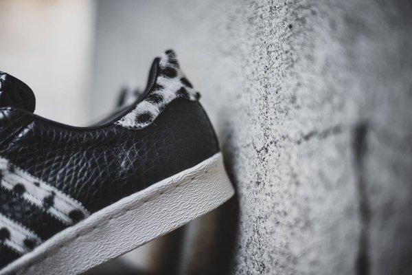 Adidas Superstar 80s Animal Core Black (6)