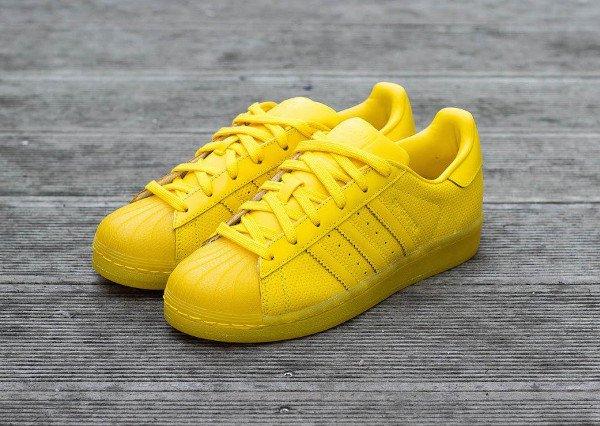 Adidas Superstar Adicolor 'EQT Yellow'