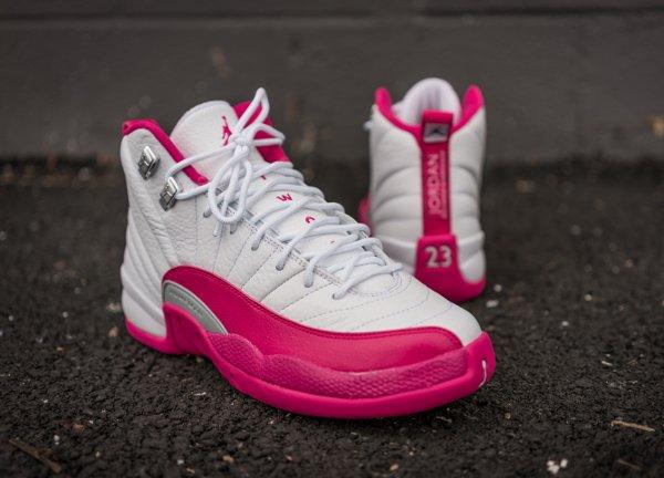 Air Jordan 12 Retro Vivid Pink (7)