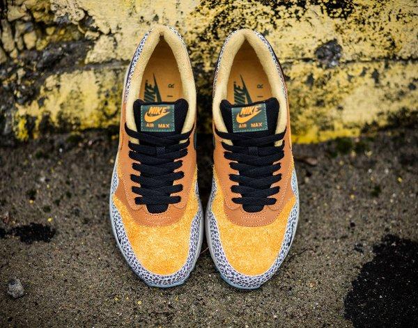 Atmos x Nike Air Max 1 Premium Safari (Quickstrike) (2)