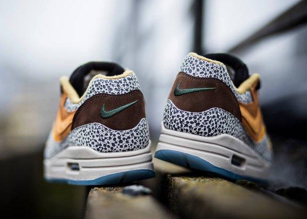 Atmos x Nike Air Max 1 Premium Safari (Quickstrike) (4)