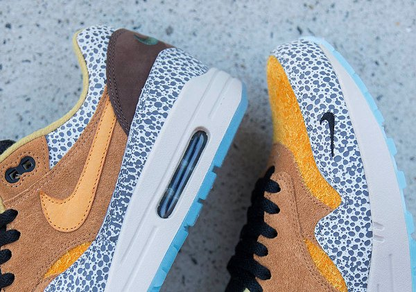 Atmos x Nike Air Max 1 Premium Safari (Quickstrike) (6)