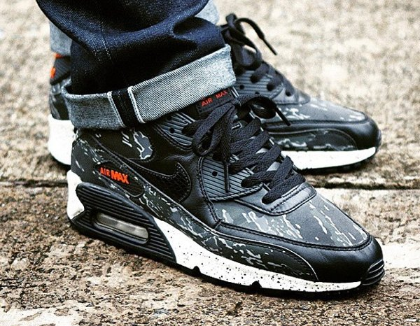 Atmos x Nike Air Max 90 Camo Tiger @denibuoy