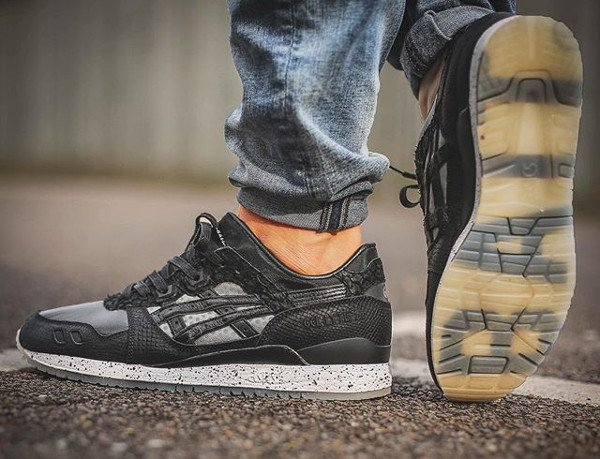 Bait x Asics Gel Light 3 Nightmare - paddyj1