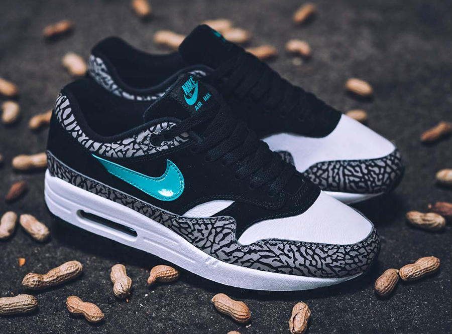 Basket Nike Air Max 1 Premium Retro Atmos Elephant 2017 (1)
