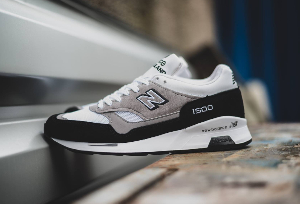 New Balance M1500KG Black/Grey/White (Made in UK)