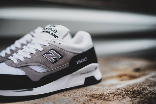 New Balance M1500KG Black Grey White (Made in UK) (3)