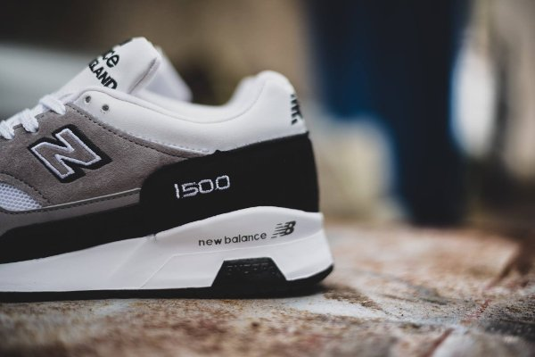 New Balance M1500KG Black Grey White (Made in UK) (5)