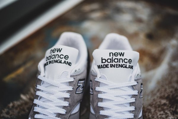 New Balance M1500KG Black Grey White (Made in UK) (6)