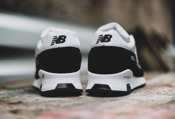 New Balance M1500KG Black Grey White (Made in UK) (7)