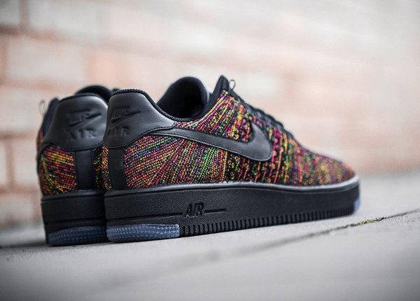 Nike Air Force 1 Flyknit Low Multicolor (2)