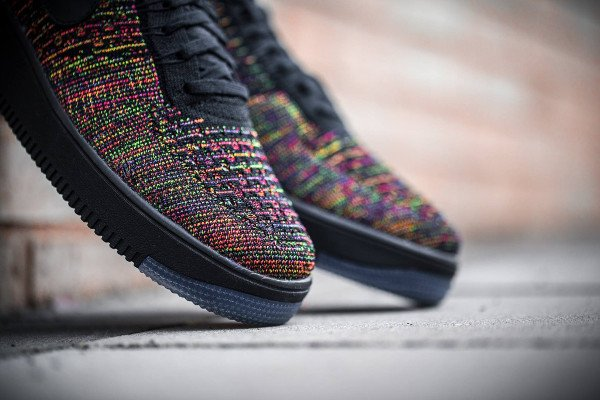 Nike Air Force 1 Flyknit Low Multicolor (3)