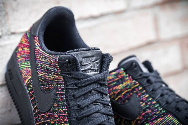 Nike Air Force 1 Flyknit Low Multicolor (4)