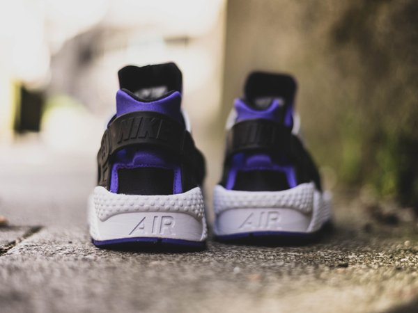 Nike Air Huarache Persian Violet (2)