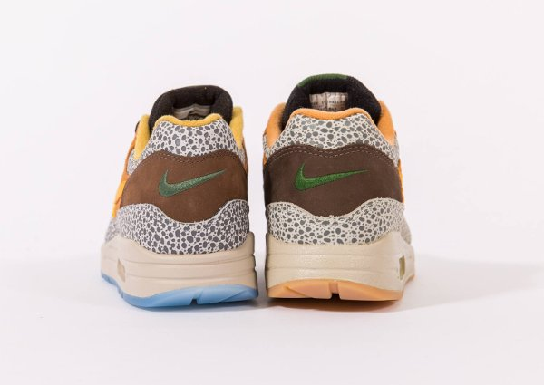 Nike Air Max 1 Atmos Safari 2016 vs Nike Air Max 1 Atmos Safari 2003 (3)