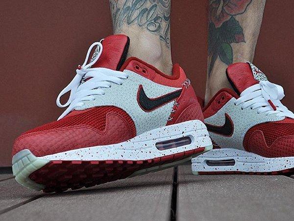 Nike Air Max 1 Bespoke - @highlifesneakers (mini swoosh) (2)
