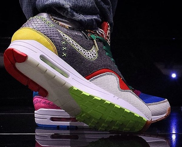 Nike Air Max 1 Bespoke - @solelove1 (mini swoosh) (2)