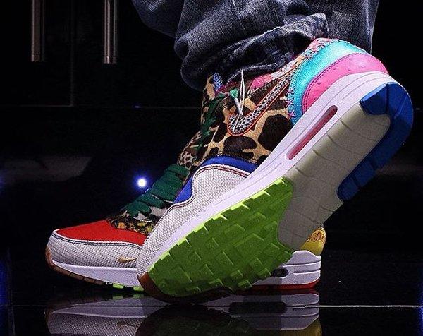 Nike Air Max 1 Bespoke - @solelove1 (mini swoosh) (3)