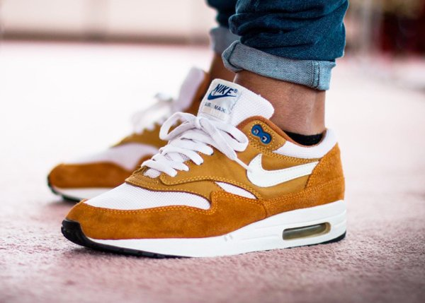 Nike Air Max 1 Curry - Marvin Hiltbrunner
