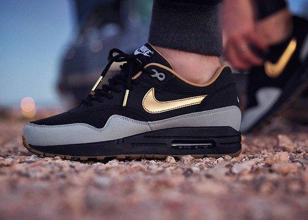 Nike Air Max 1 ID Metallic Gold - @amsoleshots