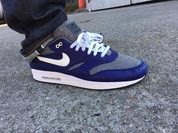 Nike Air Max 1 ID Pendleton - @filthyrich_85 (1)