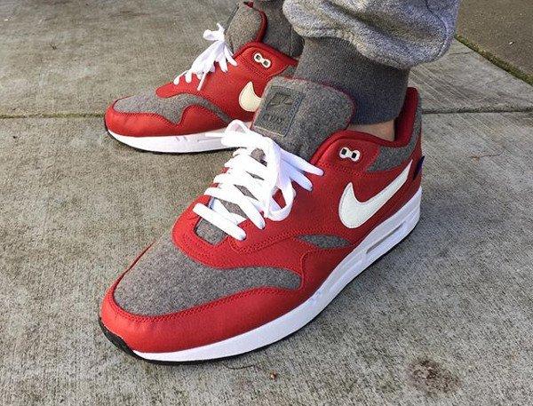 Nike Air Max 1 ID Pendleton - @filthyrich_85