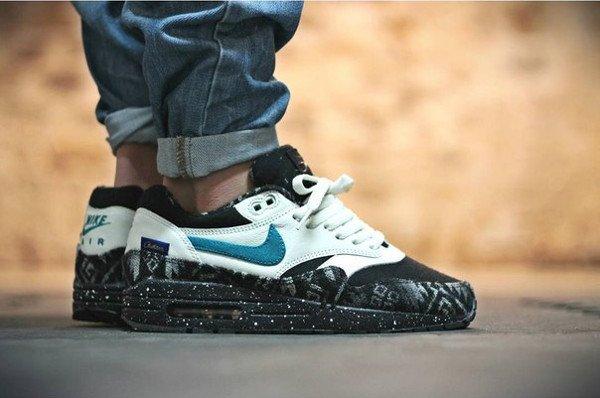 Nike Air Max 1 ID Pendleton - @sneakersian