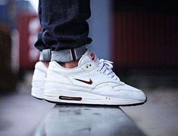 Nike Air Max 1 Jewel - @ninetyswoosh