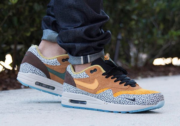 air max 1 safari pas cher