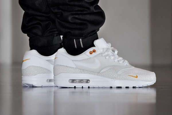 Nike Air Max 1 PRM Safari Kumquat - @allikestore