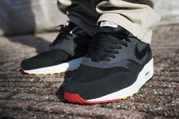 Nike Air Max 1 Rasta - Davy James
