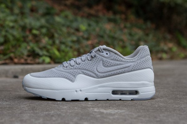 Nike Air Max 1 Ultra Moire Wolf Grey Pure Platinum (1)