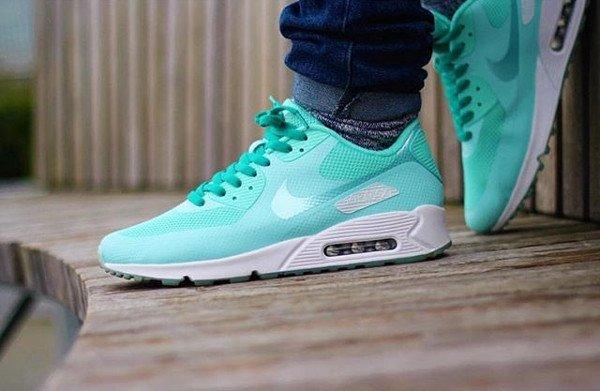 Nike Air Max 90 Hyperfuse ID Tiffany - @samcohen1995