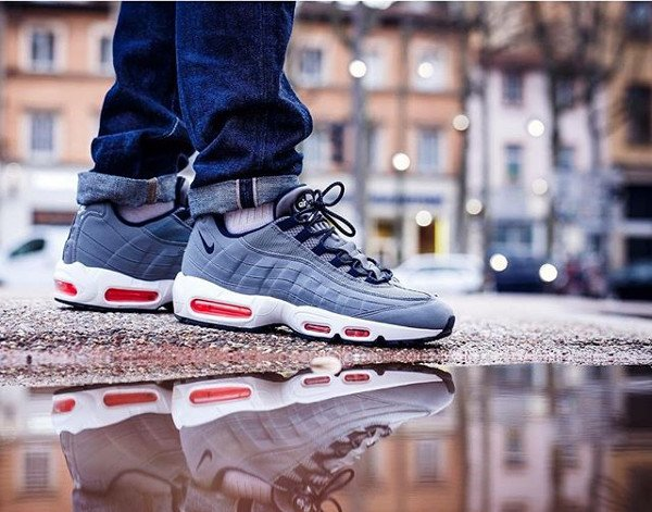 Nike Air Max 95 ID - @lapoulenoire