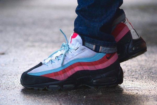 Nike Air Max 95 Parra Running The Man (crédit photo)