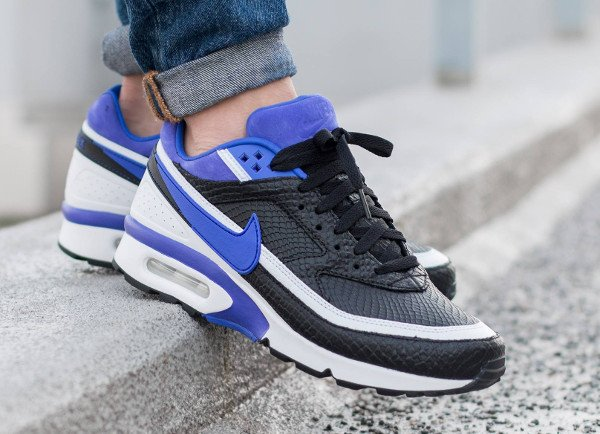 Nike Air Max BW Classic PRM OG Persian Violet Snake pas cher (1)