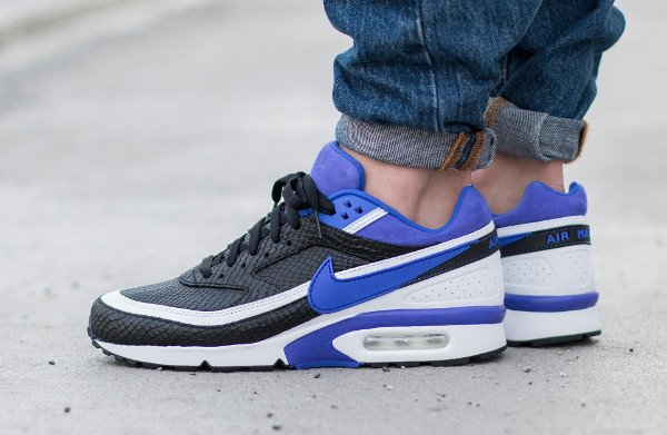 Nike Air Max BW Classic PRM OG Persian Violet Snake pas cher (2)