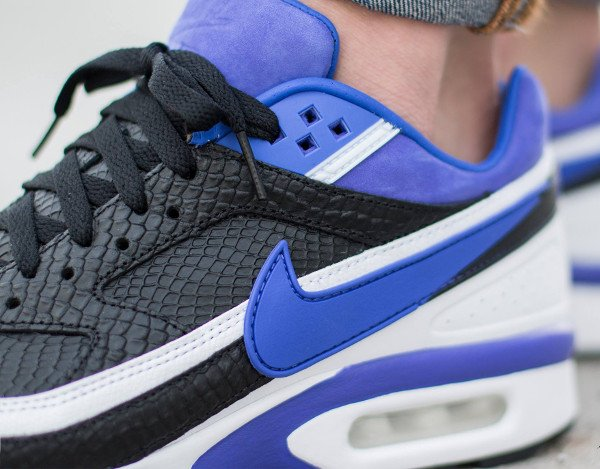Nike Air Max BW Classic PRM OG Persian Violet Snake pas cher (3)