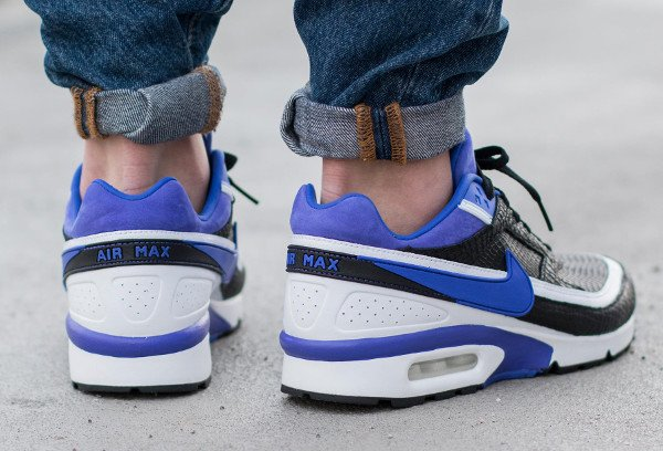 Nike Air Max BW Classic PRM OG Persian Violet Snake pas cher (4)