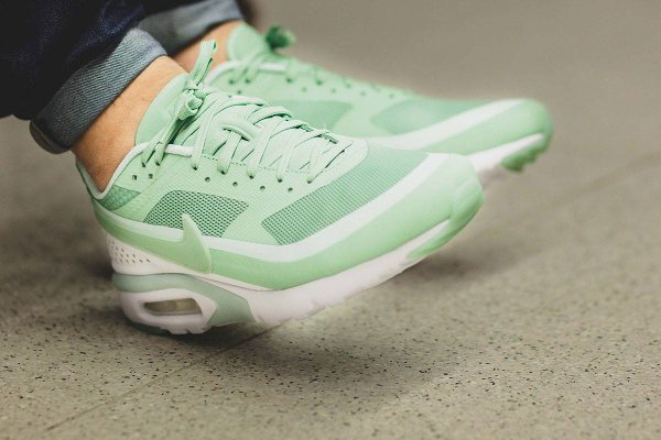 Nike Air Max BW Ultra Enamel Green pas cher (3)