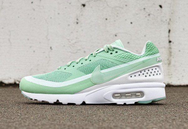 Nike Air Max BW Ultra Enamel Green (vert menthe) (1)