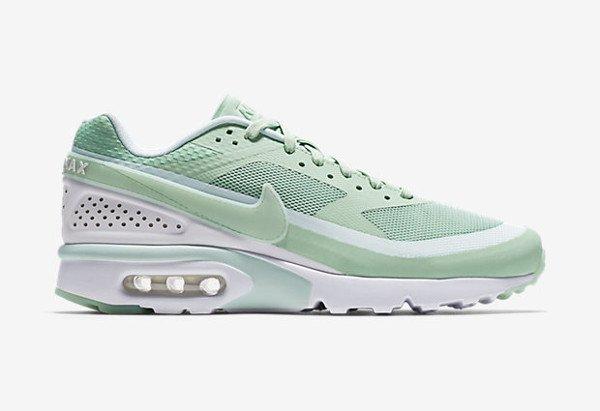 Nike Air Max BW Ultra Enamel Green (vert menthe) (2)