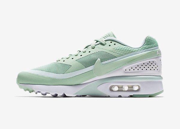 Nike Air Max BW Ultra Enamel Green (vert menthe) (3)