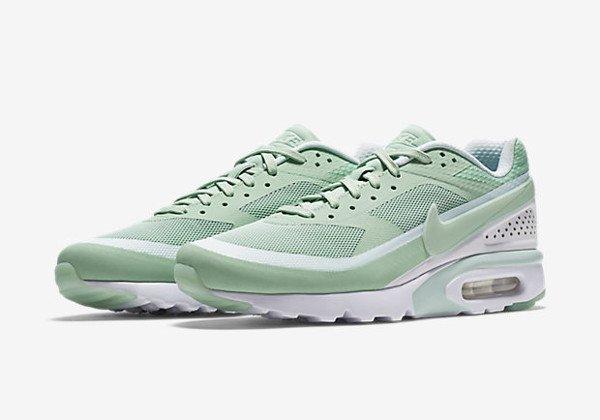 Nike Air Max BW Ultra Enamel Green (vert menthe) (4)