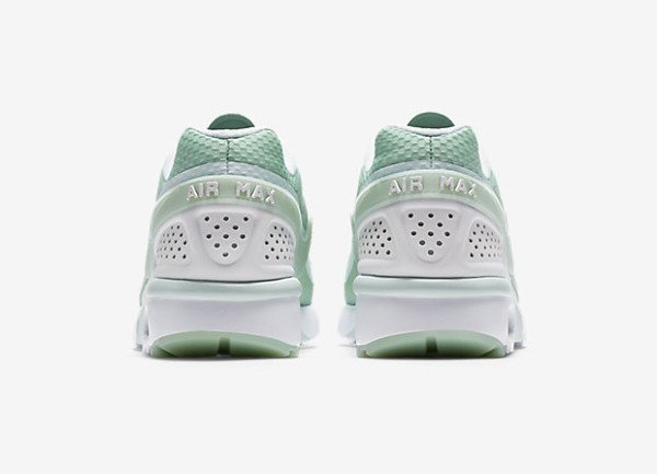 Nike Air Max BW Ultra Enamel Green (vert menthe) (5)