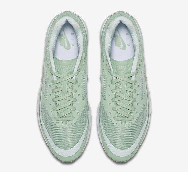 Nike Air Max BW Ultra Enamel Green (vert menthe) (6)