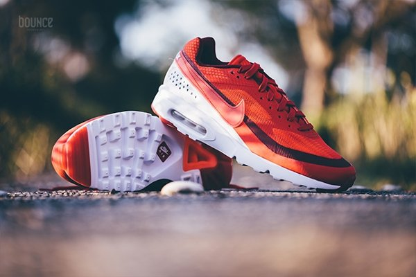 Nike Air Max BW Ultra University Red (rouge)) (2)