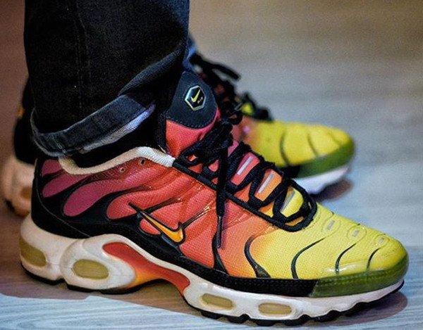 Nike Air Max Plus Rainbow - @damiensneaker