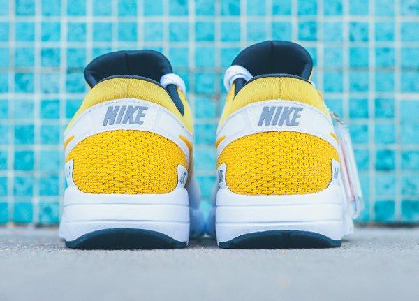 Nike Air Max Zero White Yellow (Quickstrike) (10)