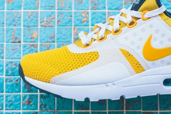 Nike Air Max Zero White Yellow (Quickstrike) (11)